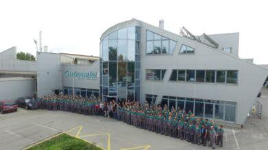 Centrometal d.o.o. Gyártói és Logisztikai központ