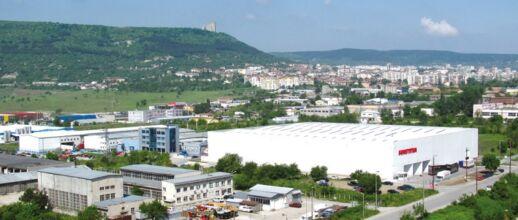 NES Ltd., Gyártási és logisztikai központ